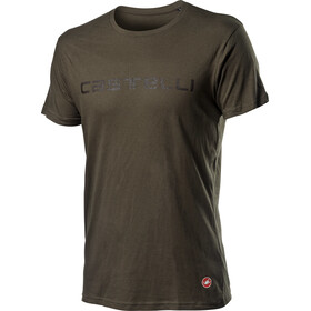 Castelli Sprinter Tee Men, dark khaki